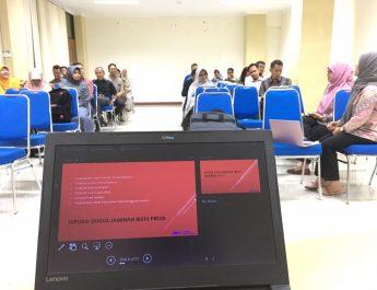 Fokus Discussion Group dan Sosialisasi Visitasi Akreditasi